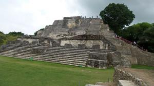 Altun Mayan Temple