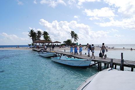 Take A Thirty Minute Boat Ride To One Of Belize S Small Pristine Island Called Goff Caye Where You Will Be Given Your Snorkel Gears And Ign